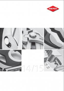 Catalog KNIPEX 2014-2015